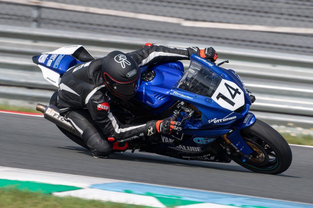 Selwin Hamden TT- Circuit Assen